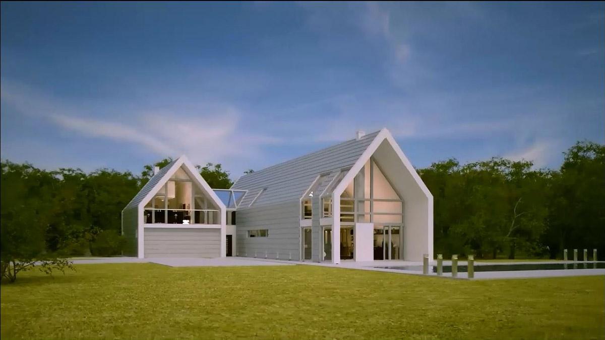 Dom Multi - dach