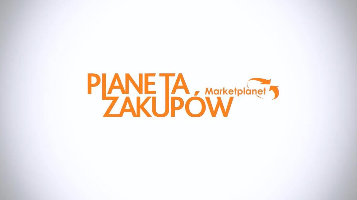 Marketplanet - animacja webowa