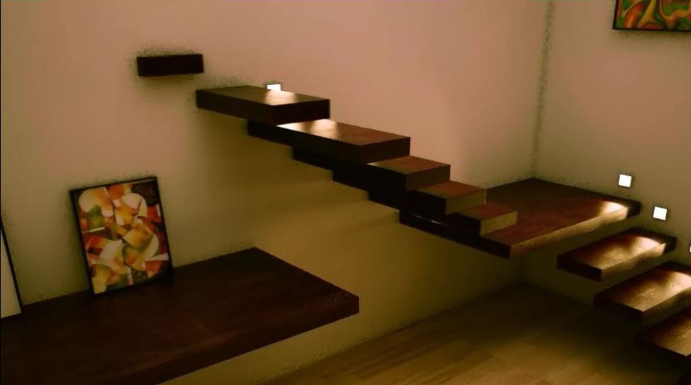 Dom Multi - schody