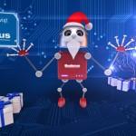 Buderus - kartka świąteczna 3D Animacje