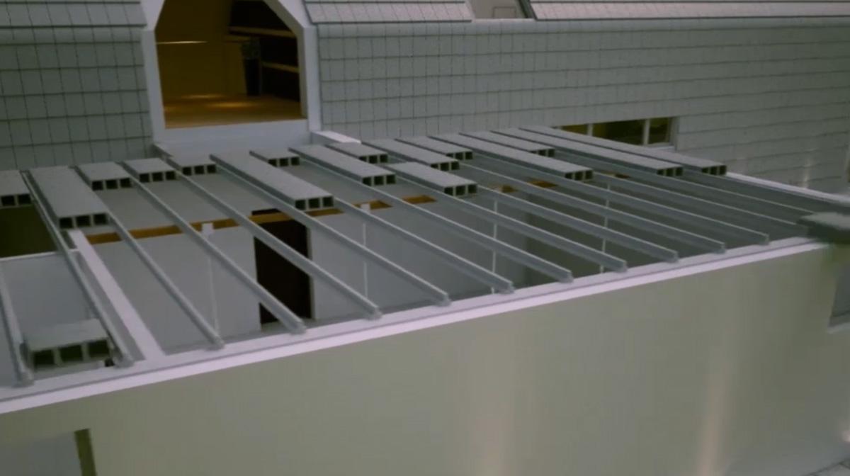 Dom Multi - strop