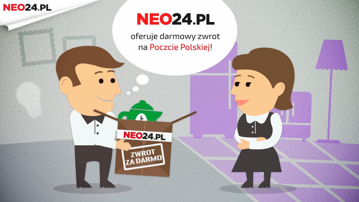 NEO24 - dostawa i zwrot za darmo