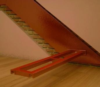 Dom Multi – schody