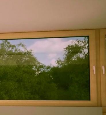 Dom Multi – okno