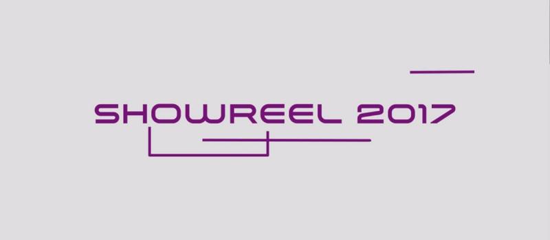 Showreeal 2017