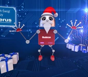 Buderus – kartka świąteczna 3D