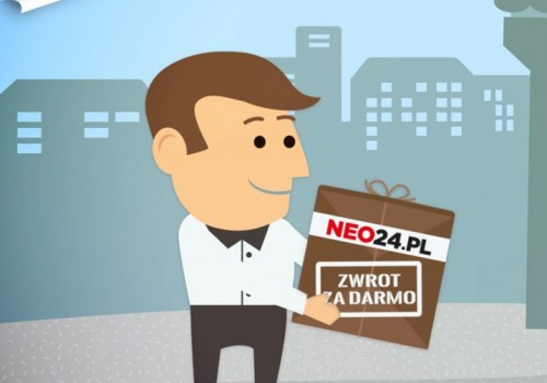 NEO24 – dostawa i zwrot za darmo